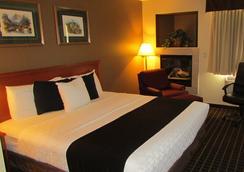 菲布丽套房酒店 - Leavenworth - 睡房