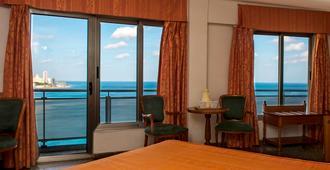 多维尔酒店 - 哈瓦那 - 睡房