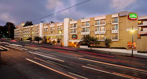 洛杉矶世纪城贝弗利山万怡酒店 - 洛杉矶 - 建筑
