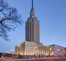 莫斯科列宁格勒希尔顿酒店