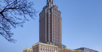 莫斯科列宁格勒希尔顿酒店 - 莫斯科 - 建筑