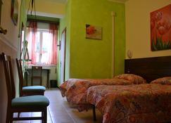 巴尼亚亚酒店 - 维泰博 - 睡房