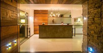 巴拉拉戈阿酒店 - 布希奥斯 - 柜台