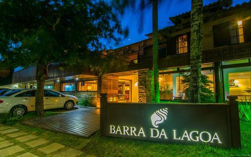 巴拉拉戈阿酒店 - 布希奥斯 - 建筑