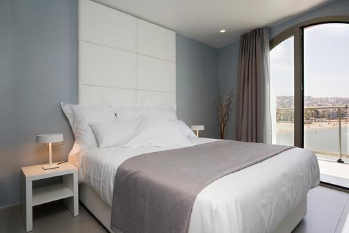 海洋精品酒店 - 仅限成人 - 佩尼斯科拉 - 睡房