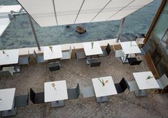 海洋精品酒店 - 仅限成人 - Peniscola - 餐馆