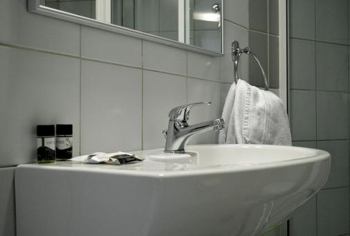 百樂酒店 - 塞萨洛尼基 - 浴室