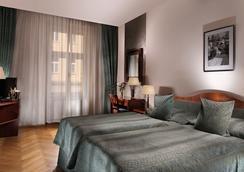 阿里斯顿阿里斯顿沁园酒店 - 布拉格 - 睡房