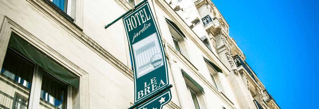 乔丁乐布雷亚酒店 - 巴黎 - 建筑