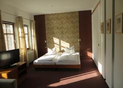 里兹特酒店 - 魏玛 - 睡房