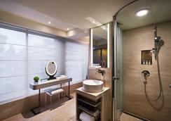 台北馥敦飯店- 復北館 - 台北 - 浴室