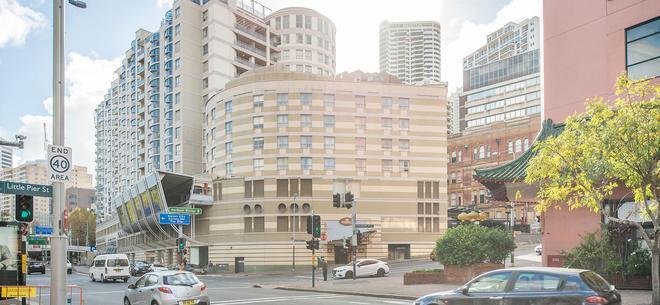 达令港四季酒店 - 悉尼 - 建筑