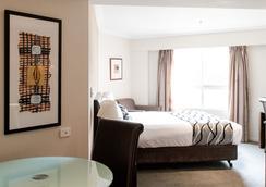 达令港四季酒店 - 悉尼 - 睡房