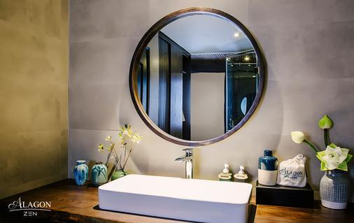 兰兰2号酒店 - 胡志明市 - 浴室