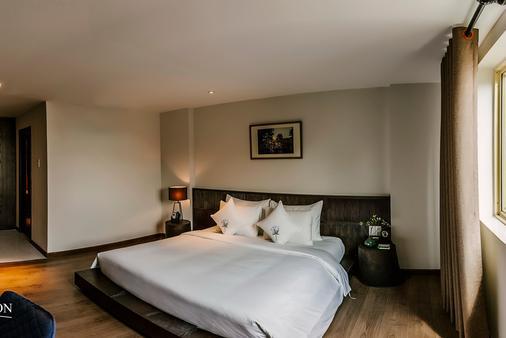 兰兰2号酒店 - 胡志明市 - 睡房