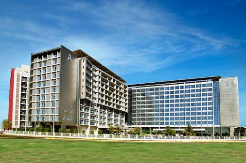 阿布扎比罗塔纳阿安公园酒店 - 阿布扎比 - 建筑