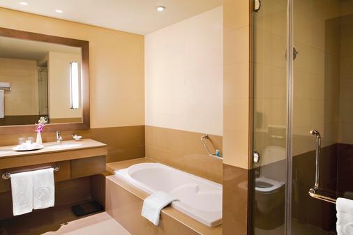 阿布扎比罗塔纳阿安公园酒店 - 阿布扎比 - 浴室