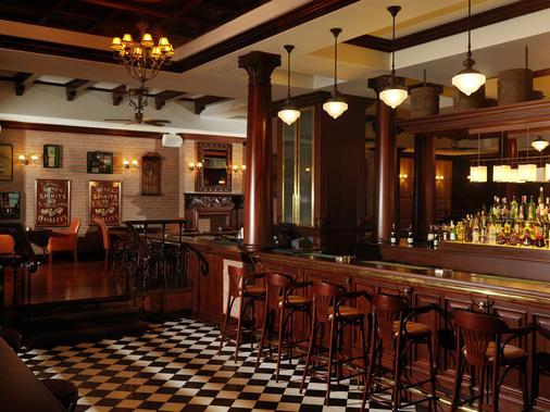 阿布扎比罗塔纳阿安公园酒店 - 阿布扎比 - 酒吧