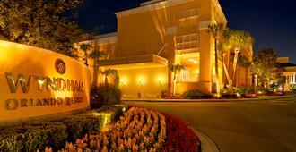 温德姆奥兰多国际大道酒店 - 奥兰多 - 建筑