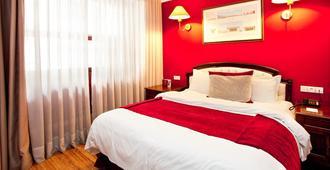 勒斯赛松斯酒店 - 卡萨布兰卡 - 睡房