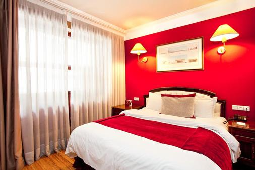 勒斯赛宜斯昂斯酒店 - 卡萨布兰卡 - 睡房