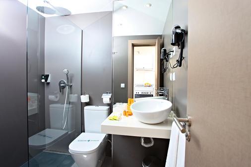 火烈鸟海滩度假酒店 - 仅限成人入住 - 贝尼多姆 - 浴室