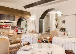 橄榄温泉与天然Spa酒店 - 西尔米奥奈 - 餐馆