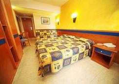 Mll Palma Bay Club Resort - 埃尔阿雷纳尔 - 睡房