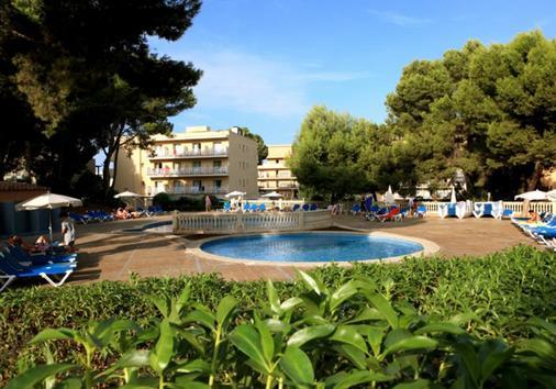 Mll Palma Bay Club Resort - 埃尔阿雷纳尔 - 游泳池