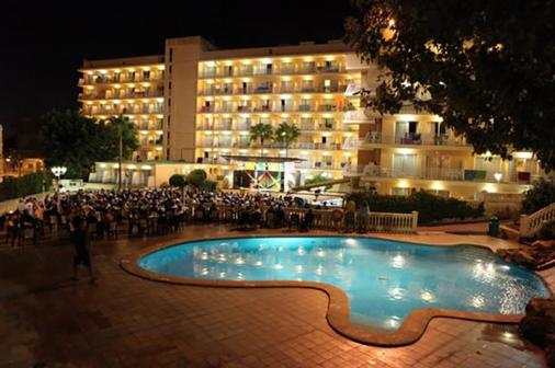 Mll Palma Bay Club Resort - 埃尔阿雷纳尔 - 建筑
