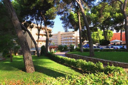 Mll Palma Bay Club Resort - 埃尔阿雷纳尔 - 露台