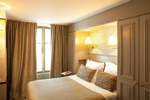 泰雷斯酒店 - 巴黎 - 睡房