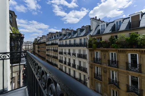 杜普蕾公寓 - 巴黎 - 阳台