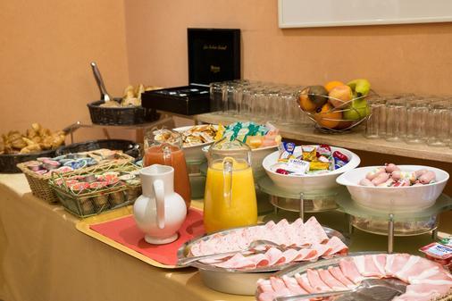 巴黎杜普蕾雷莱斯酒店 - 巴黎 - 自助餐