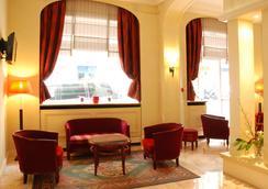 巴黎杜普蕾雷莱斯酒店 - 巴黎 - 大厅