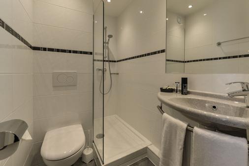 巴黎杜普蕾雷莱斯酒店 - 巴黎 - 浴室