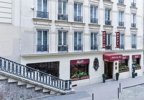 杜普蕾酒店 - 巴黎 - 建筑