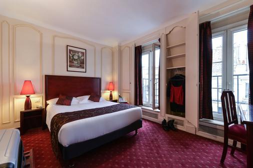 杜普雷酒店 - 巴黎 - 睡房