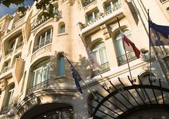 巴黎香榭丽舍万豪酒店 - 巴黎 - 建筑