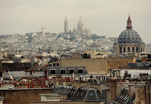 巴黎香榭丽舍大道万豪酒店 - 巴黎