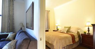 纽约市多维尔酒店 - 纽约 - 睡房