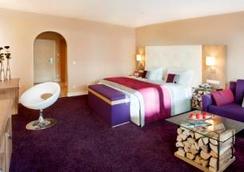 Eva, Village Hotel - 萨尔巴赫 - 睡房