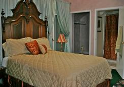 麦克勒兰德牧师民宿旅馆 - 纳帕 - 睡房