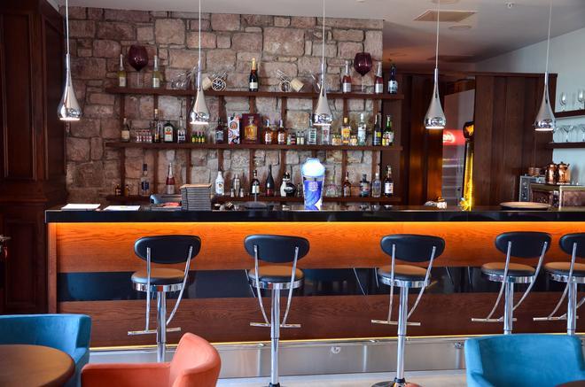 巴卡坎奥特尔酒店 - 艾瓦勒克 - 酒吧