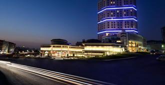 伊斯坦布尔欧洲温德姆格兰德酒店 - 伊斯坦布尔 - 建筑