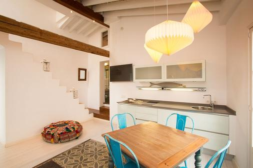 布隆多建筑师酒店 - 马略卡岛帕尔马 - 厨房