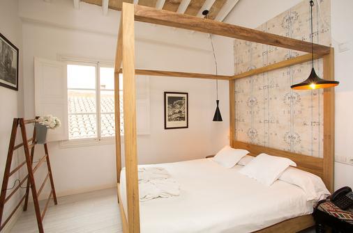 布隆多建筑师酒店 - 马略卡岛帕尔马 - 睡房