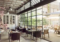 布隆多建筑师酒店 - 马略卡岛帕尔马 - 餐馆