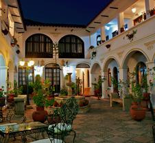 苏克雷旅馆