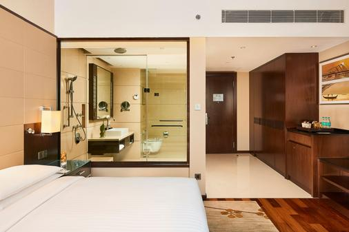 科钦万豪酒店 - 科钦 - 睡房